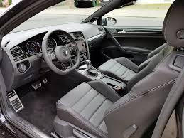 Vw Golf R Seats Vw Golf 7 R Facelift Supercharged Magazine