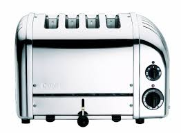 Dark Blue Toaster Amazon Com Dualit 4 Slice Toaster Chrome Kitchen U0026 Dining