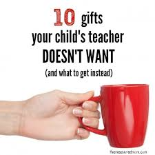 gifts for teachers what to buy and what to avoid the measured