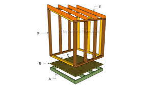Free Outdoor Wood Shed Plans by Free Shed Plans Scoop It