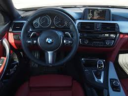 bmw red interior 2014 bmw 435i xdrive review cars photos test drives and