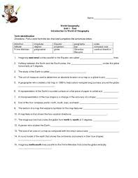 all worksheets world geography worksheets printable worksheets
