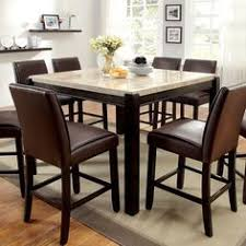 counter height island table rolling design among modern table top