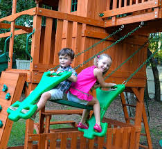 swing set activities for kids of all ages