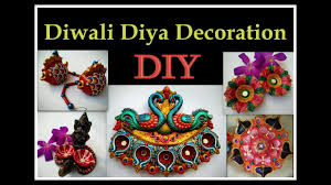 diwali diya decoration ideas how to color diwali diyas at home
