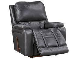 La Z Boy Recliners Sofas by Slumberland La Z Boy Greyson Collection Charcoal Reclining Sofa