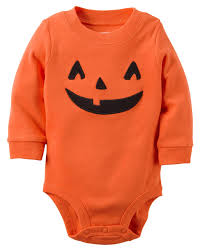 Infant Halloween Costumes Pumpkin Carter U0027s Newborn U0026 Infants U0027 Halloween Costume Bodysuit Jack