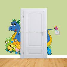 Nursery Decoration Online Get Cheap Dinosaur Nursery Decor Aliexpress Com Alibaba