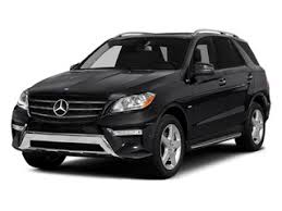 mercedes suv 2012 models used 2012 mercedes suv values nadaguides