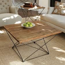 West Elm Coffee Table Angled Base Coffee Table West Elm