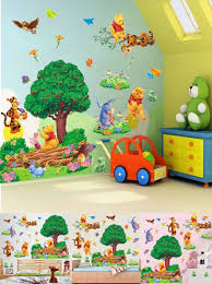 visit to buy winnie the pooh tree wall sticker removable art kids