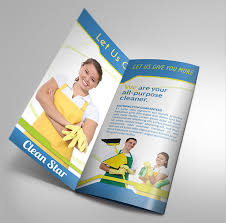 commercial cleaning brochure templates 8 cleaning company brochures designs templates free