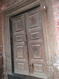 wooden main door wazirabad