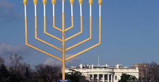 hanukkah menorah menorah on the ellipse hanukkah pictures hanukkah history