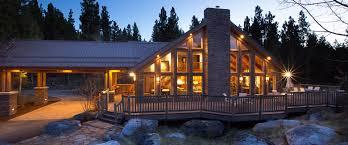 log cabin luxury homes three bedroom luxury triple creek ranch