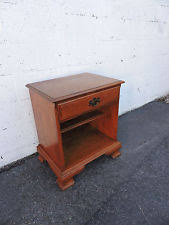 maple antique nightstands ebay