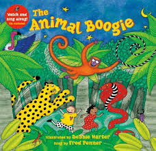 Barefoot Books The Barefoot Book Of Children The Animal Boogie