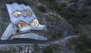 homes built into hillside home built into hill toronto