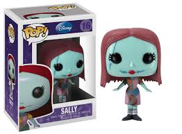 pop disney nightmare before sally vinyl figure for