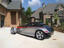 1999 chrysler prowler for sale classiccars com cc 502408
