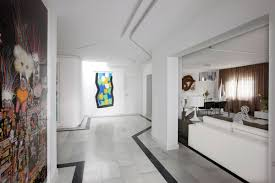 modern apartment art modern apartment in madrid by ilmiodesign