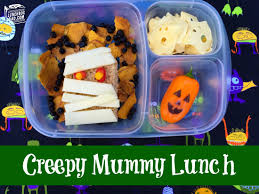 boo halloween is coming what u0027s in your lunch box