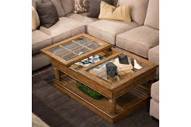 Broyhill Living Room Furniture by Broyhill New Vintage Window Pane Coffee Table Mathis Brothers