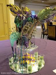 mardi gras table decorations mardi gras flower arrangements solidaria garden