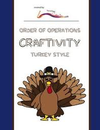 32 best thanksgiving math grade 5 images on