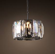 Circular Crystal Chandelier Chandelier Collections Rh