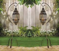 Moroccan Outdoor Lights Moroccan Home Decor Ideas By Decor Snob