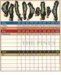 houston golf timber creek golf club course details