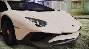 Lamborghini Aventador Sv - lamborghini aventador sv 2015 for gta san andreas