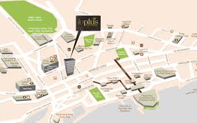 Ferry Terminal Floor Plan by Map Loplus