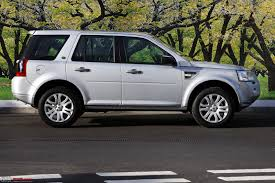 land rover freelander 2000 2011 land rover freelander 2 facelift images leaked team bhp