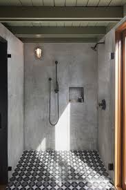 Bathroom Floor To Roof Charcoal by Garner Pool U0026 Casita By Elizabeth Baird Concrete Tiles Concrete