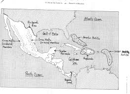 Middle America Map Quiz by Mr Hammett World Geography September 2016