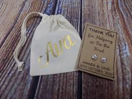 sterling silver wedding gifts of honor wedding gift earrings bridesmaid thank you gift