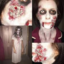 Halloween Liquid Latex Makeup by 33 Quirky Zombie Makeup Ideas For A Ghoulishly Delightful