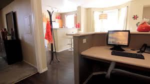 Computer Desks Las Vegas by Viviani Apartments Las Vegas Salerno Model Tour Ovation