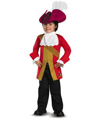 Youth Boys Halloween Costumes Captain Hook Kids Disney Halloween Costume Disney Costumes