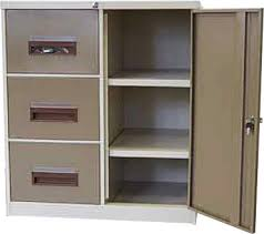 Bookcase Filing Cabinet Combo Steel Office Furniture The William Office Furniture