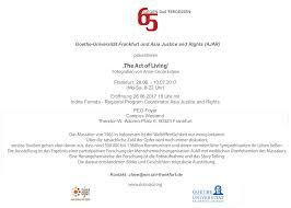 bibliotheken uni frankfurt invitation the act of living png