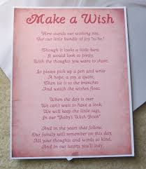wishing tree sayings ideas sweet sayings that you can write in bridal shower messages