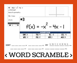 quadratic functions worksheets and word problems chalkdoc