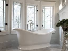 Bathroom Window Trim Molding Design For Window Bathroom Traditional With White Wood