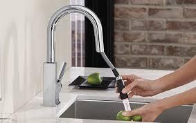 touch sensitive kitchen faucet kitchen astounding touch kitchen faucet reviews moen touchless