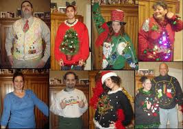 the ugly sweater december 2011