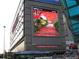 p10 outdoor fixed installation led screen indoor and outdoor led