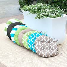 Outdoor Bistro Chair Cushions Square Bistro Chair Cushions Outdoor Vuelapuebla